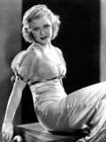 Gold Diggers of 1933  Publicity Portrait of Ginger Rogers  1933