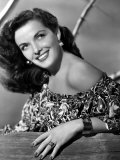 Portrait of Jane Russell