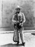 Buck Jones  c1920s