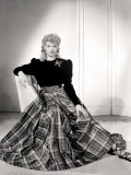 Lucille Ball in a Portrait  1940's