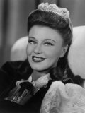 Ginger Rogers  1911-1995  American Actress  c1942