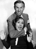 George Burns and Gracie Allen  1936