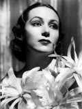 Portrait of Dolores Del Rio  c1934