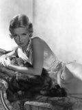Joan Bennett Reclining  1933