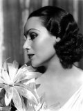 Portrait of Dolores Del Rio  c1934