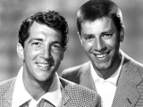 Dean Martin and Jerry Lewis  Early 1950s