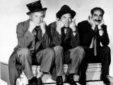 Marx Brothers - Harpo Marx  Chico Marx  Groucho Marx