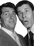 Dean Martin and Jerry Lewis  1953