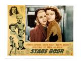 Stage Door  Ginger Rogers  Katharine Hepburn  1937