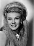 Ginger Rogers  1911-1995  American Actress  c1949