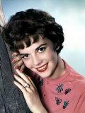 Natalie Wood  Late 1950s