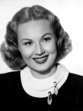 Virginia Mayo  Late 1940s