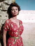 Sophia Loren  1950s