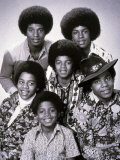The Jacksons Pop Group with Michael Jackson from 1972