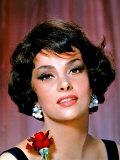 Gina Lollobrigida  Late 1950s-Early 1960s