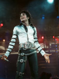 Michael Jackson Seen Here in Concert at Roundhay Park 29th July 1988
