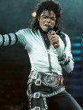 Michael Jackson in Concert at Wembley  July 15  1988