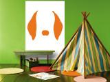 Orange Floppy Ears