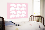 Pink Elephant Family