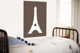 Brown Eiffel Tower