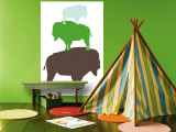 Green Buffalo