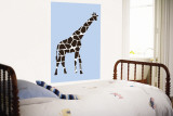 Blue Giraffe