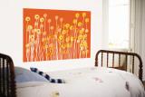 Orange Wild Flowers