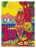 Hawaiian Seaside Market