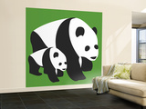 Green Panda