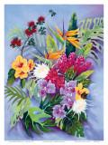 Hawaiian Island Floral