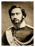 Kamehameha IV  Hawaiian King (1834-1863)