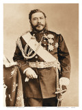 The Merrie Monarch  Hawaiian King David Kalkaua (1836-1891)