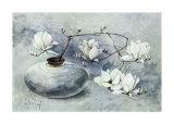 Oriental Magnolias I
