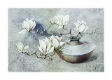 Oriental Magnolias II