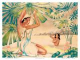 Hawaiian Bathing Beauties c1930s