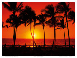 Red Hawaiian Sunset