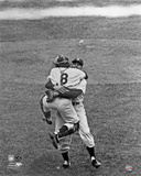 Don Larsen &amp; Yogi Berra Game 5 of the 1956 World Series