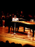 Ray Charles on Stage