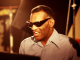 Ray Charles Close Up
