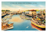 Fisherman's Wharf  San Francisco  California  USA