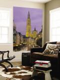 Cathedral at Antwerp  Belgium