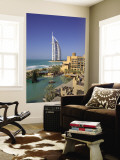 Mina a Salam and Burj Al Arab Hotels  Dubai  United Arab Emirates