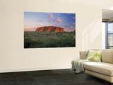Ayers Rock  Northern Territory  Australia