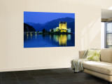 Eilean Donan Castle  Loch Duich  Highlands  Scotland