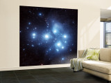 Pleiades Star Cluster