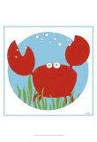 Calvin the Crab