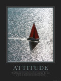 Attitude: Sailing