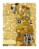 La réalisation Reproduction d'art par Gustav Klimt