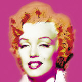 Marilyn in Pink