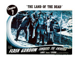 Flash Gordon Conquers the Universe  Chapter 7: the Land of the Dead  1940